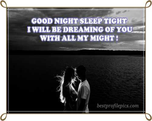 love good night pic for your love