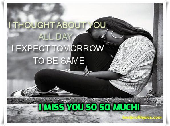 missing you so much quotes