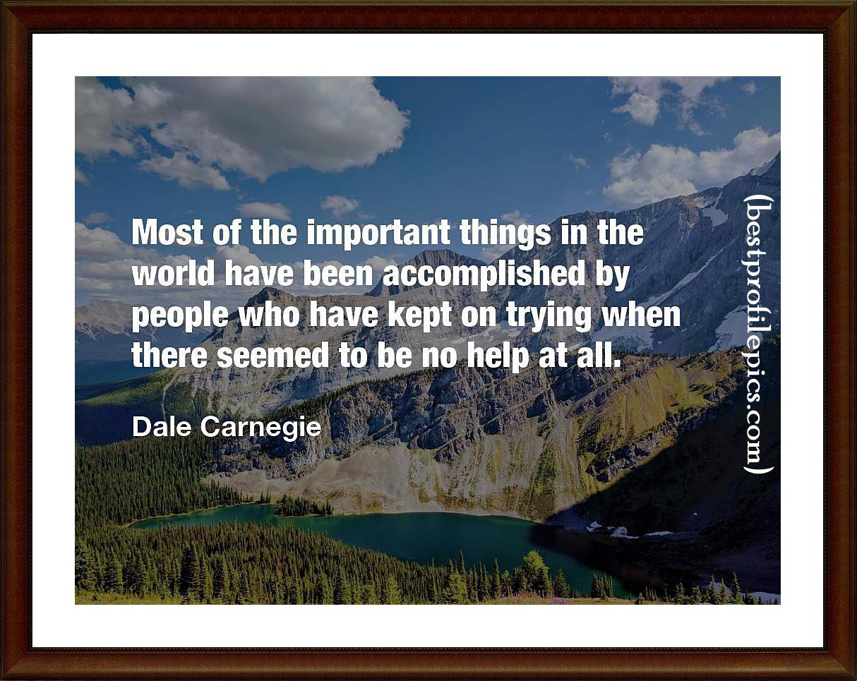 dale carnegie quotes stop worrying