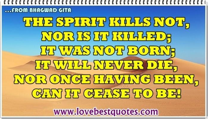 21 best bhagwad gita quotes on Friendship, Love and Life